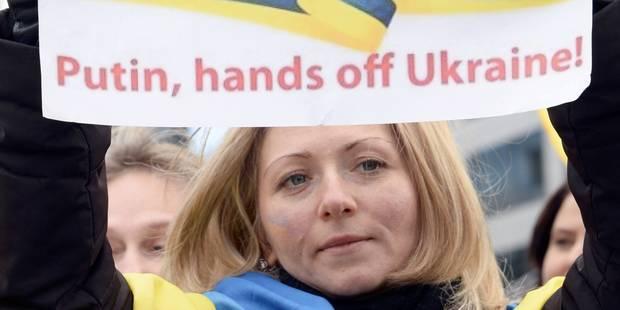 La Commission européenne offre 11 milliards d'euros à l'Ukraine - La Libre