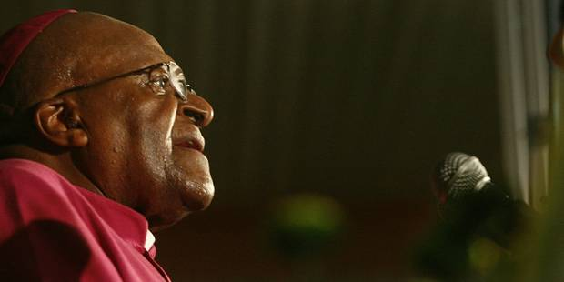Desmond Tutu s'érige contre l'oléoduc Keystone - La Libre