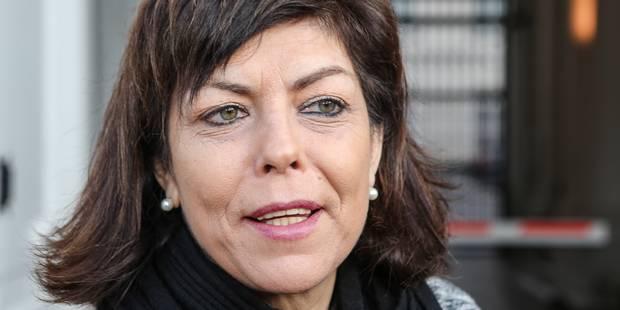 Joëlle Milquet souhaite un pacte pour l'égalité hommes-femmes - La Libre