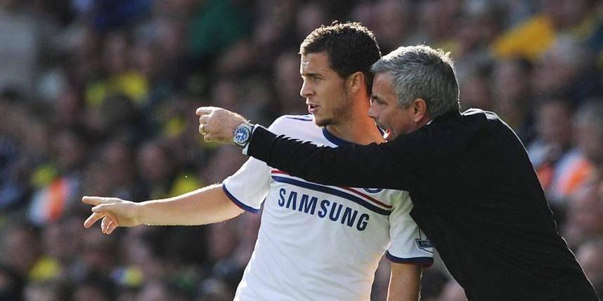 Hazard, nouveau talisman de Mourinho - La Libre
