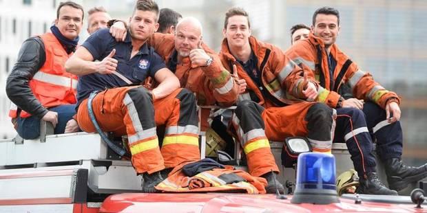 Pompiers bruxellois: le fédéral éteint le feu - La Libre