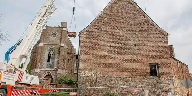 L'église Saint-Remy aménagée - La Libre