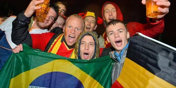 La Belgique a son plan de prévention et sécurité pour la Coupe du Monde - La Libre