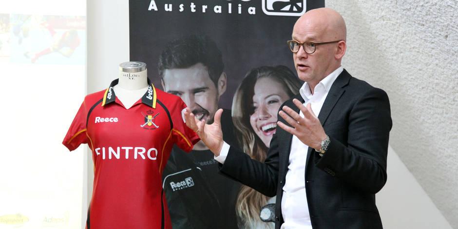 Le nouvel équipementier des Red Lions et Panthers est Australien - La Libre