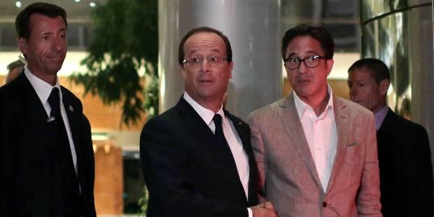 Le conseiller politique de François Hollande démissionne - La Libre