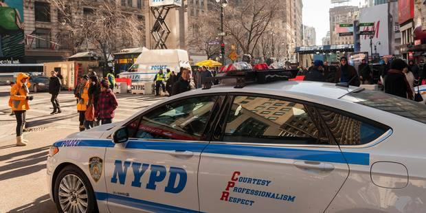 #myNYPD: la police new yorkaise se prend une veste sur Twitter - La Libre
