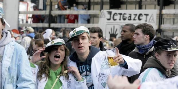 Bruxelles est la première ville étudiante du pays - La Libre