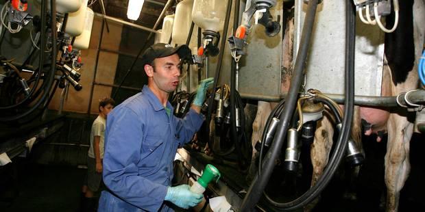 La Chine au secours des producteurs belges de lait - La Libre