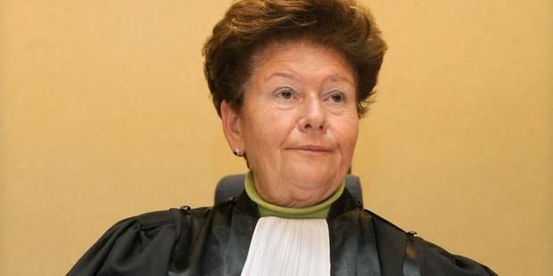 L'ex-magistrate Francine De Tandt devant ses juges - La Libre