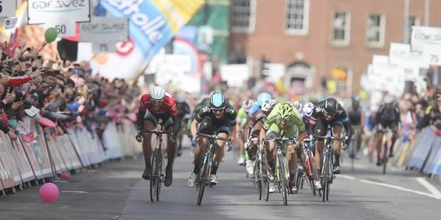 Une bombe trouvée à Dublin avant le passage de la course cycliste Giro - La Libre