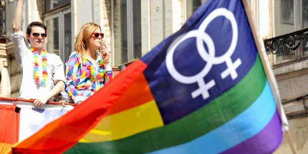 La Belgique, 2e pays européen pour la défense des droits des homosexuels - La Libre