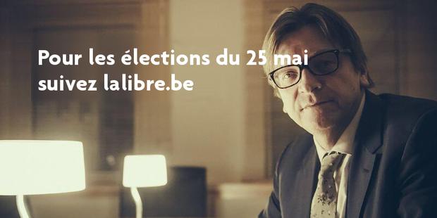 Vous aussi, parodiez une affiche électorale - La Libre