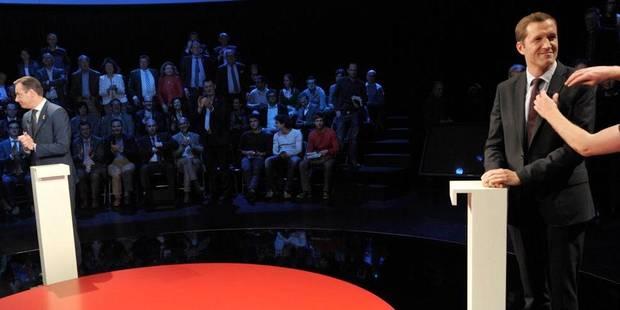 Les face-à-face audiovisuels tombent-ils dans la politique-spectacle ? - La Libre