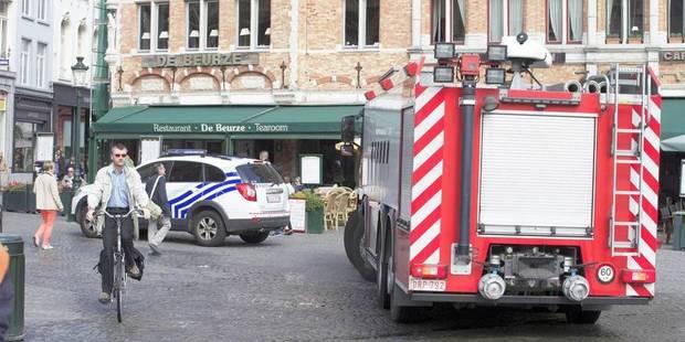 Jeune homme poignardé à Bruges: l'autopsie conclut à 6 coups de couteau - La Libre