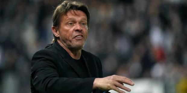 Frank Vercauteren reprend du service... en D2 russe - La Libre