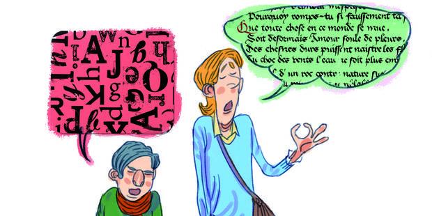 Dyslexie : soutenons la différence - La Libre