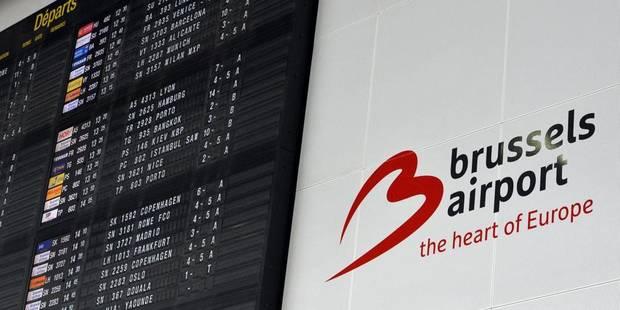 Brussels Airport publie son rapport environnemental 2014 - La Libre