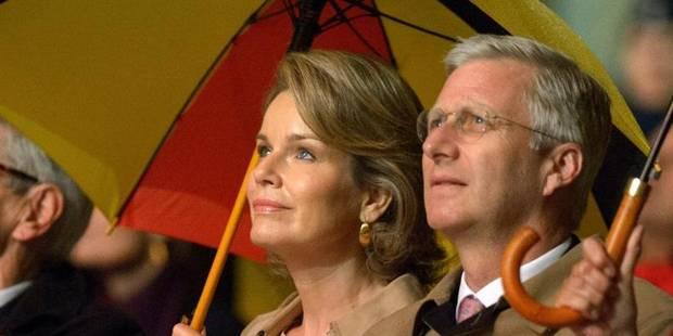 Fête nationale: 10.000 personnes au Parc royal pour voir le roi Philippe et la reine Mathilde (PHOTOS ET VIDEOS) - La Li...