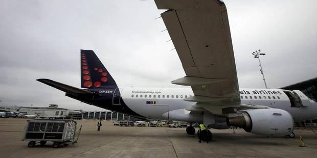 Les avions sont en principe contrôlés quotidiennement - La Libre