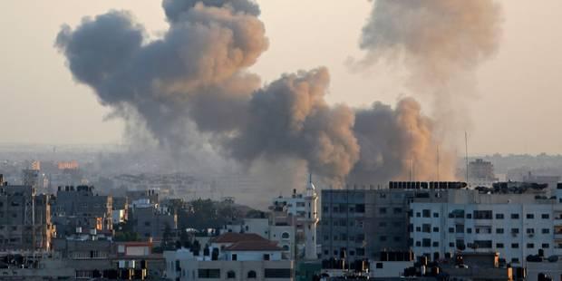 Le conflit se poursuit à Gaza - La Libre