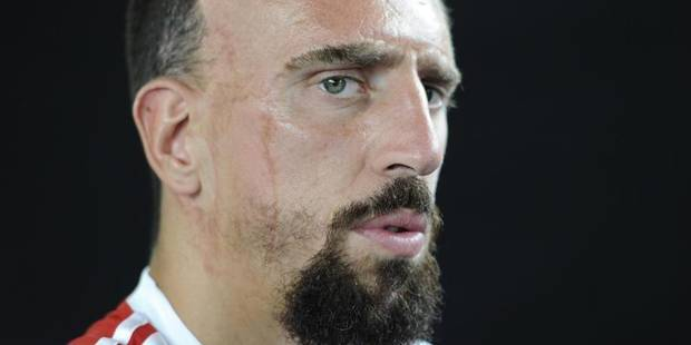 Ribéry et l'équipe de France, c'est fini! - La Libre