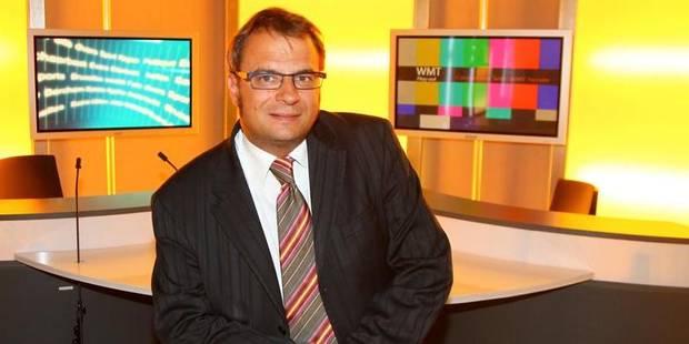 Fabrice Grosfilley quitte Bel RTL - La Libre