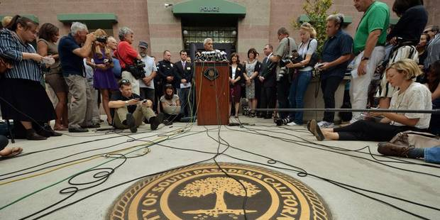 USA: deux adolescents arrêtés pour avoir planifié une tuerie dans un lycée - La Libre