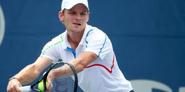 ATP Winston Salem: David Goffin en 8e de finale - La Libre