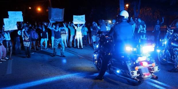 Ferguson: la police dévoile une vidéo de la mort de Powell - La Libre