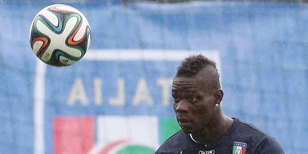 Mario Balotelli à Liverpool devra signer un contrat de bonne conduite - La Libre
