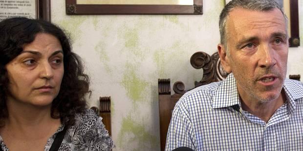 Libérés de prison, les parents d'Ashya King retrouvent leur fils malade - La Libre