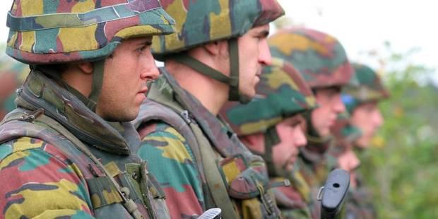 Otan: L'armée belge fournira 1.300 hommes en 2016 - La Libre