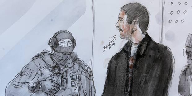 France: les autorités démentent avoir eu vent d'un projet d'attentat de Nemmouche - La Libre