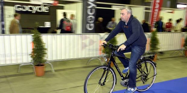 Dangereux, le vélo électrique? L'IBSR enquête - La Libre