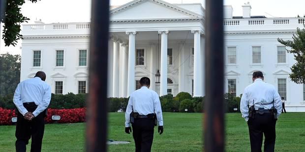 Deux intrus en 24 heures à la Maison Blanche, une enquête ouverte - La Libre