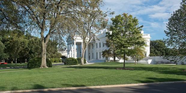 A la Maison-Blanche, une nouvelle bévue des services secrets - La Libre