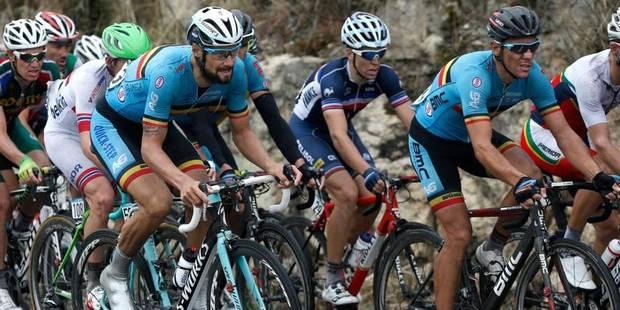 Organiser le mondial de cyclisme? La Fédération Wallonie-Bruxelles pas enthousiaste... - La Libre