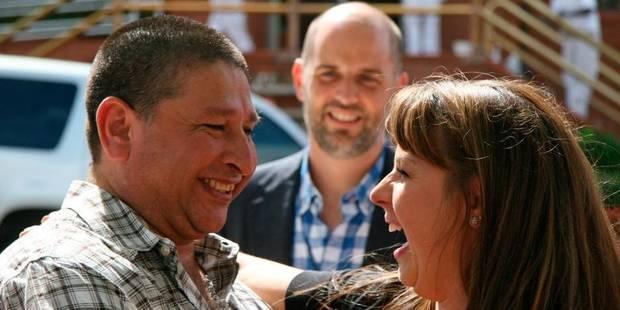 Un condamné à mort libéré au Texas après neuf ans de prison - La Libre