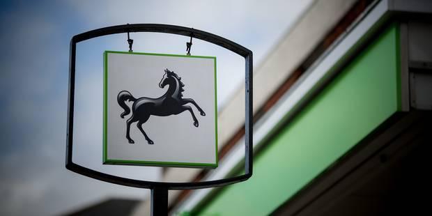 La banque Lloyds va supprimer environ 9.000 emplois - La Libre