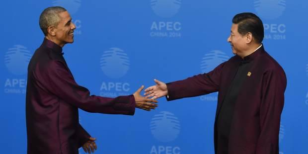 Obama annonce un accord sur les visas avec la Chine - La Libre
