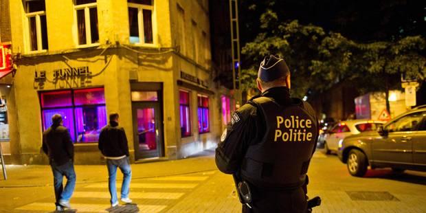 La collaboration des polices françaises et belges sur la prostitution est désormais officielle - La Libre