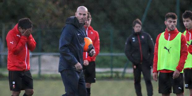 Sanction annulée pour Zidane - La Libre