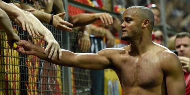 Kompany nominé pour le onze FIFA de l'année - La Libre