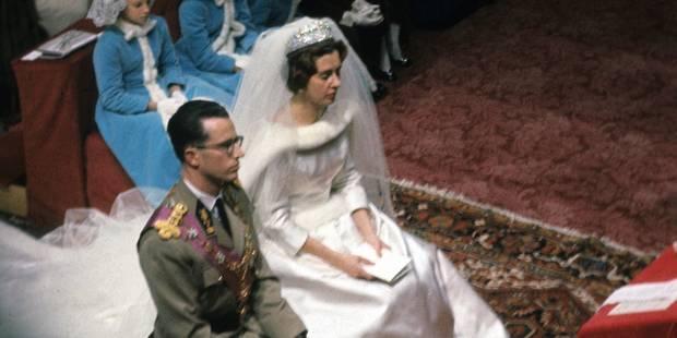 Fabiola-Baudouin : un mariage devant Dieu et devant les hommes - La Libre