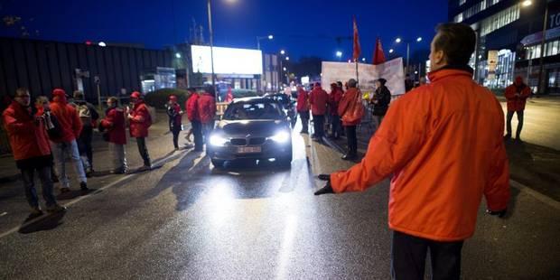Grève nationale: c'est parti! - La Libre