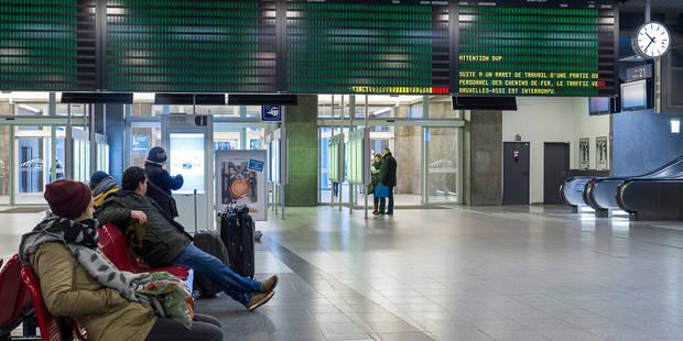 La SNCB ne donnera pas de compensation pour la grève nationale - La Libre