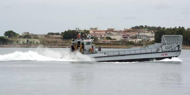 Le ferry au large de Corfou n'est plus en danger - La Libre
