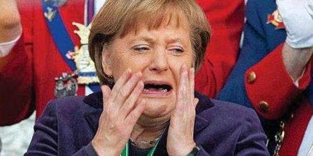 Victoire de Syriza en Grèce: les internautes s'amusent d'Angela Merkel - La Libre