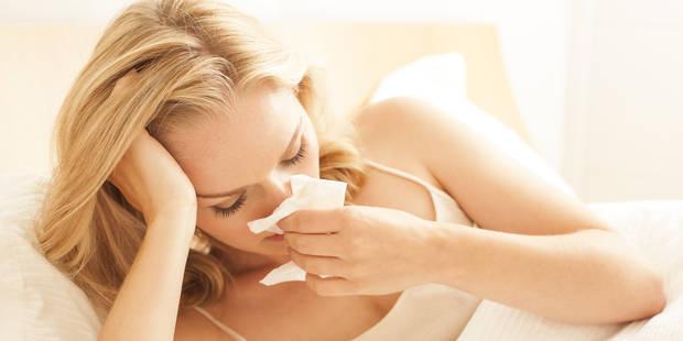 Une épidémie de grippe frappe la Belgique - La Libre