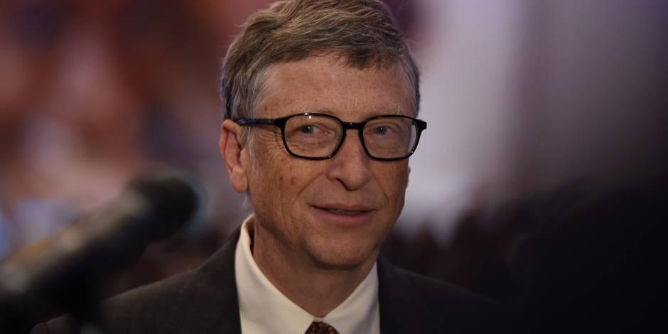 Bill Gates est-il altruiste? - La Libre